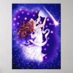 Stars Fairy Poster