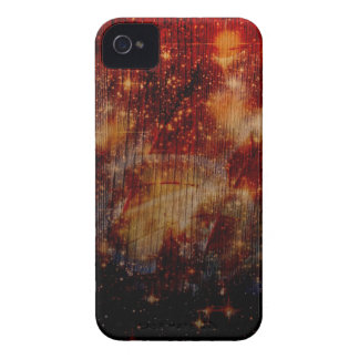 stars falling down, abstract iPhone 4 cases