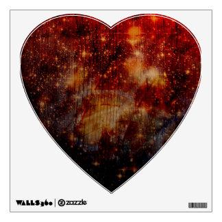 stars falling down,abstract wall graphics