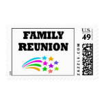 Stars Family Reunion Stamps