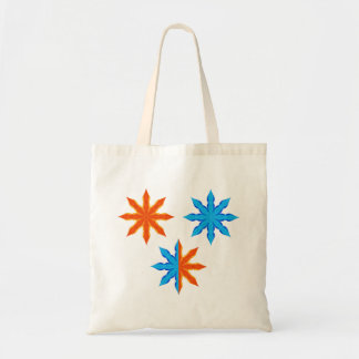 Stars Fire Water Tote Bag