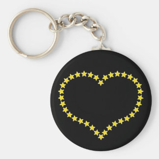 STARS FOR EVERY OCASION KEYCHAIN