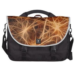 Stars,fractal Commuter Bags