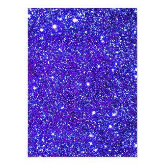 Stars Glitter Sparkle Universe Infinite Sparkly Card