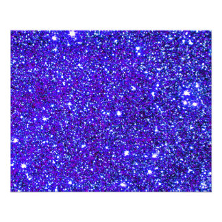 Stars Glitter Sparkle Universe Infinite Sparkly Flyer