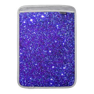 Stars Glitter Sparkle Universe Infinite Sparkly MacBook Air Sleeve