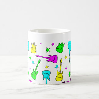 Stars & Guitars Coffee Mug