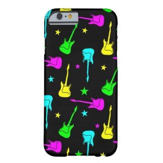 Stars & Guitars iPhone 6 Case