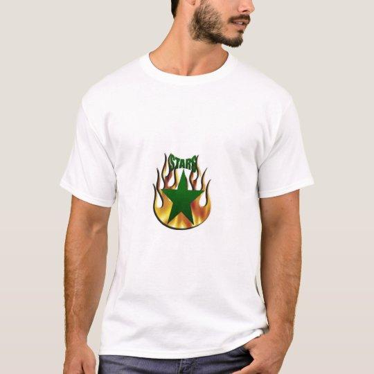 Stars Hockey Team T-Shirt