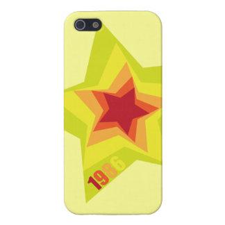 Stars icon iPhone 5 Case