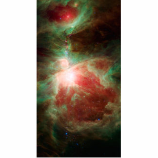 Stars in Orion Nebula Space Cutout