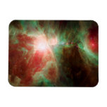 Stars in Orion Nebula Space Flexible Magnets