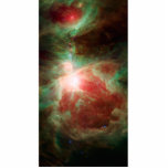 Stars in Orion Nebula Space Photo Sculpture