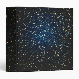 Stars in Space 2 3 Ring Binder