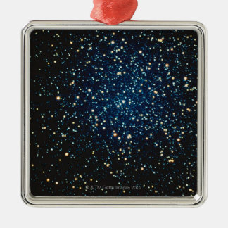 Stars in Space 2 Metal Ornament