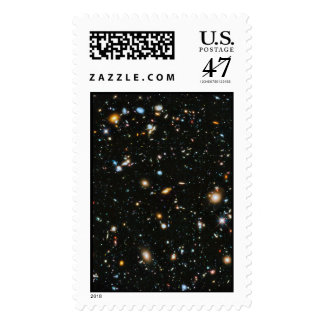Stars in Space - Hubble Ultra Deep Field Stamp