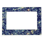 Stars in Space Photo Frame Magnet