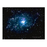 Stars in Space Postcard