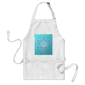 Stars in the stars. adult apron