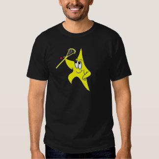 Stars lacrosse tee shirt
