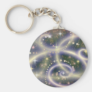 STARS LEAPING KEYCHAIN