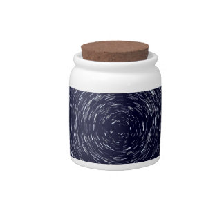 Stars Long Exposure Candy Jars
