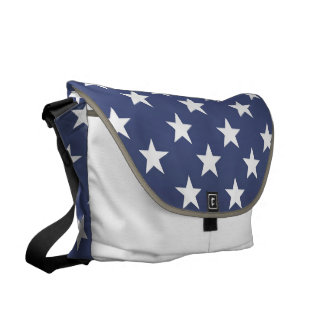 Stars Messenger Bag