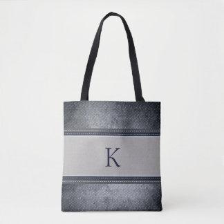 Stars Monogram Tote Bag