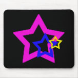 stars mouse pads