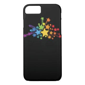 Stars multistars manystars 2015 colors yellow iPhone 8/7 case