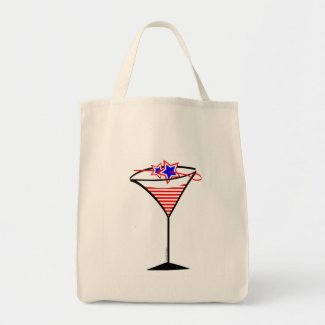 Stars n Stripes Martini Bags