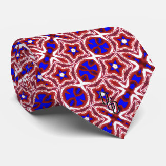 Stars N Stripes Neck Tie