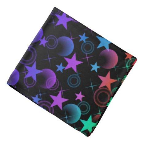 Stars 'n Stuff Pattern Bandana
