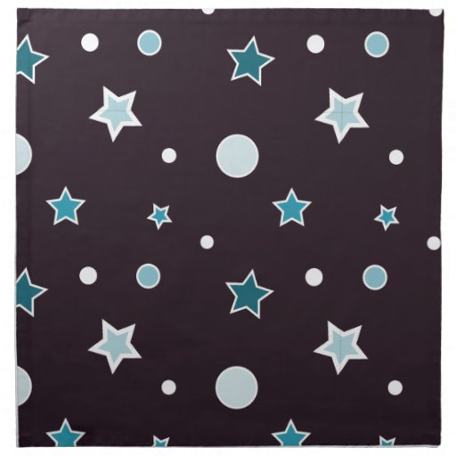 Stars Napkins