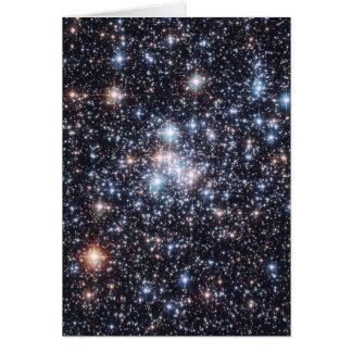 Stars / NGC 290 / NASA / Hubble Card