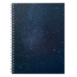 Stars night sky notebooks