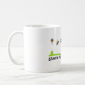 Stars of the Galilee Classic White Coffee Mug