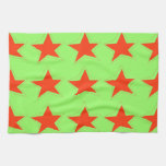 Stars of the Week towel