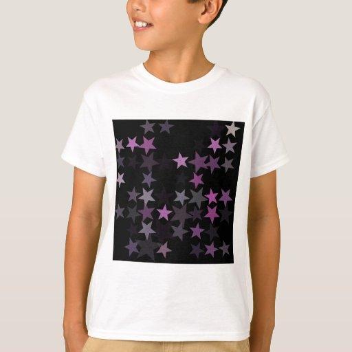 stars on the night sky T-Shirt