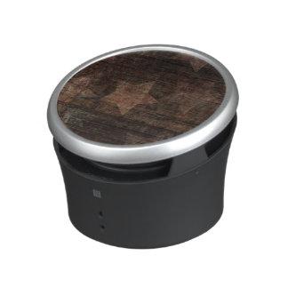 Stars on Wood Rustic Patriotic Bluetooth Speaker