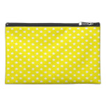 Stars on Yellow Travel Accessories Bag