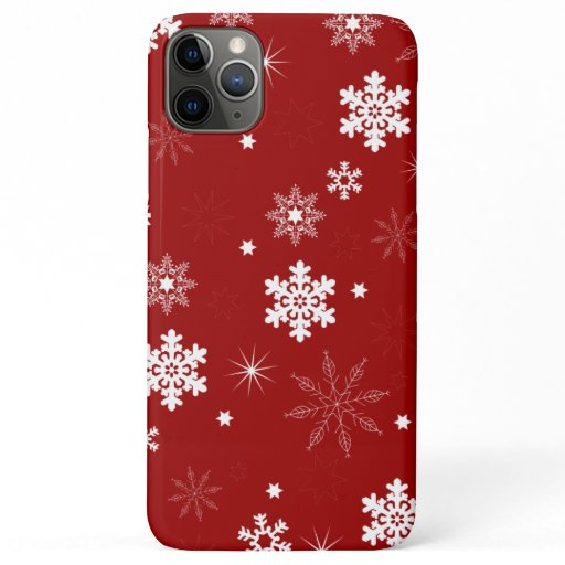 Stars Pattern iPhone 11 Pro Max Case