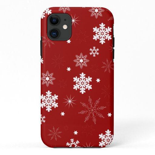 Stars Pattern iPhone 11 Case