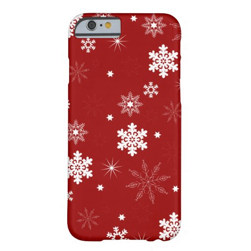 Stars Pattern Barely There iPhone 6 Case