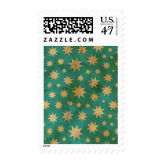 Stars pattern stamp