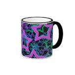 'Stars' Ringer Coffee Mug