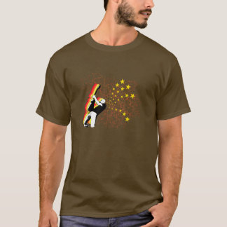 Stars Rock Guy T-Shirt