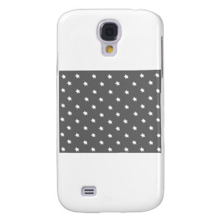 Stars Silver White The MUSEUM Zazzle Gifts Samsung Galaxy S4 Cover