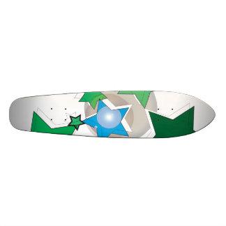 Stars Skate Board