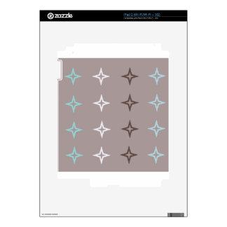 Stars Skin For iPad 2